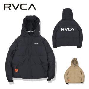 RVCA ルーカ BALANCE PUFFER HD JKT バランスパファーフーディージャケット BB042765 【アウター/アウトドア/防寒/パーカー】|highball