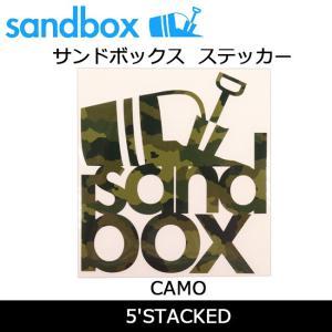SANDBOX サンドボックス 5'STACKED/CAMO|highball