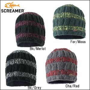 SCREAMER/スクリーマー ビーニー 2601 JETER 【メール便・代引不可】|highball