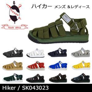 SHAKA/シャカ Hiker ハイカー 日本正規品 メンズ レディース ブラック カジュアル オーシャンズ ビギン サファリ SK043023|highball