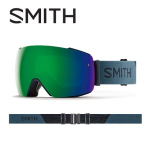 2019 スミス SMITH OPTICS I/O MAG Petrol CP Sun Green Mirror / CP Storm Rose Flash 【2019/アーリーモデル/日本正規品/アジアンフィット】|highball