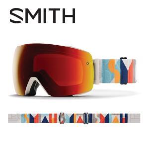 2019 スミス SMITH OPTICS I/O MAG Evan Hecox CP Sun Red Mirror / CP Storm Rose Flash 【2019/アーリーモデル/日本正規品/アジアンフィット】|highball
