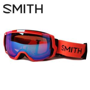 2019 スミス SMITH OPTICS I/O 7 Sunburst Split CP Photochromic Rose Flash【調光】  /Clear  【2019/ゴーグル/日本正規品/アジアンフィット】|highball