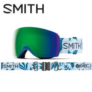 2021 SMITH OPTICS スミス Early Goggle Skyline XL B4BC 010270004 【アーリーモデル/ゴーグル/日本正規品/アジアンフィット】|highball