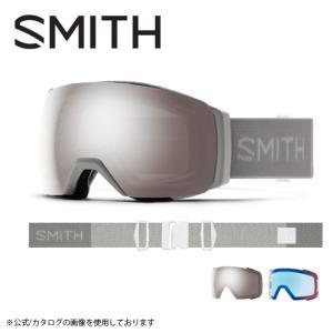 2021 SMITH OPTICS スミス I/O MAG XL Cloudgrey CP Sun Platinum Mirror  010270025 【日本正規品/アジアンフィット/スノーボード】|highball