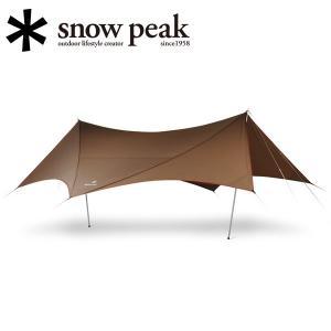 """スノーピーク snowpeak テント・タープ/HDタープ""""シールド"""