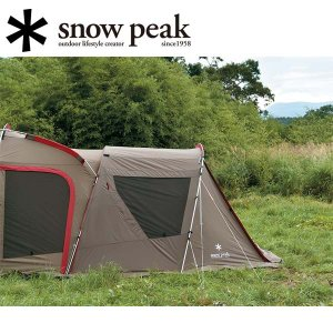 スノーピーク snowpeak テント/シェルター/タシーク エクステンション/TP-640ET 【SP-ATNT】|highball