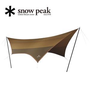 snowpeak スノーピーク アメニティタープヘキサLセット TP-851SR 【アウトドア/タープ/キャンプ/イベント/BBQ】|highball