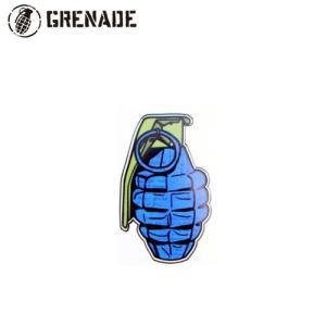 GRENADE/グレネード ステッカー MOBILE PHONE 5 3×5cm|highball