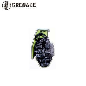 GRENADE/グレネード ステッカー MOBILE PHONE 8 3×5cm|highball