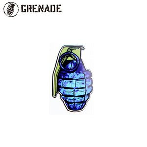 GRENADE/グレネード ステッカー MOBILE PHONE 11 3×5cm|highball
