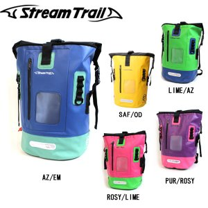 STREAM TRAIL/ストリームトレイル リュック DRY TANK DX 25L/ 3701042|highball