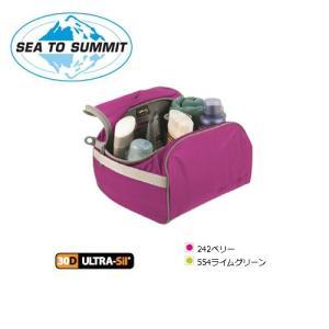 SEA TO SUMMIT/シートゥーサミット TL トイレタリーバッグL 1700146 日本正規品|highball