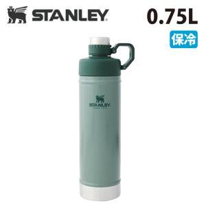STANLEY スタンレー クラシック真空ウォーターボトル 0.75L 02286  日本正規品 新ロゴ ベアロゴ 【アウトドア/キャンプ/水筒/マイボトル/魔法瓶】|highball