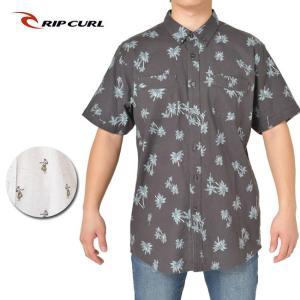 RIP CURL リップカール HIDEAWAY SS SHIRT T01-120 【シャツ/半袖/ファッション/アウトドア/リゾート/タウンユース】|highball