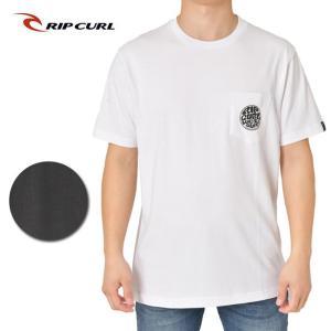 RIP CURL リップカール WETTY POCKET SS TEE T01-211 【Tシャツ/半袖/ファッション/アウトドア/キャンプ/フェス】【メール便・代引不可】|highball