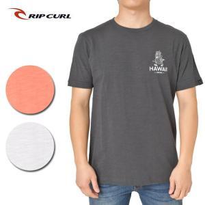 RIP CURL リップカール CRUZIN' SLAB SS TEE T01-214 【Tシャツ/半袖/ファッション/アウトドア/キャンプ/フェス】【メール便・代引不可】|highball
