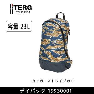 TERG/ターグ  デイパック タイガーストライプカモ 19930001|highball
