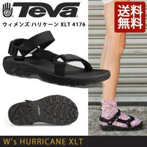 TEVA テバ サンダル ウィメンズ  ハリケーン XLT HURRICANE XLT ブラック 4176|highball
