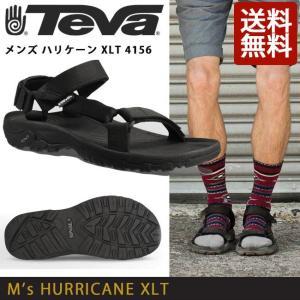 TEVA テバ サンダル メンズ  ハリケーン XLT HURRICANE XLT ブラック 4156|highball