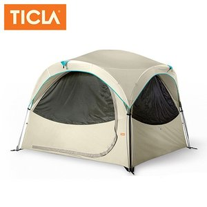 TICLA/ティクラ テント モハビ4/オイスターグレー/19950004 アウトドア キャンプ|highball