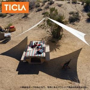 TICLA/ティクラ テント レフュジオ/アンティークホワイト/19951001 アウトドア キャンプ|highball
