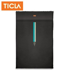 TICLA/ティクラ マット ツボダブル/パイレイトブラック/19952011 アウトドア キャンプ|highball