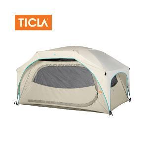 TICLA/ティクラ テント ティーハウス2/アンティークホワイト/19950001 アウトドア キャンプ|highball