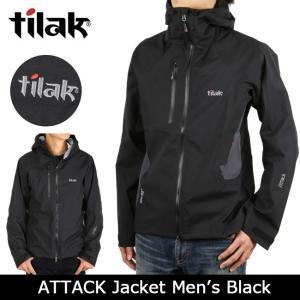 ティラック Tilak ATTACK Jacket (アタック アクティブ ジャケット) 【服】 ジャケット アウトドア タウンユース 軽量|highball