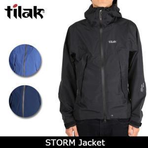 ティラック Tilak STORM Jacket (ストーム ジャケット) 【服】 ジャケット アウトドア タウンユース|highball