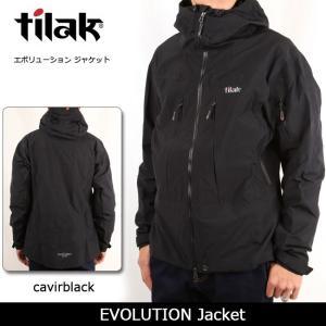ティラック Tilak EVOLUTION Jacket(エボリューション ジャケット) 【服】 ジャケット アウトドア タウンユース|highball