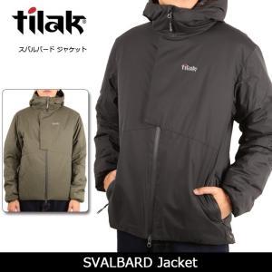 ティラック Tilak SVALBARD Jacket(スバルバード ジャケット) 【服】 ジャケット 中綿入りジャケット フードジャケット|highball