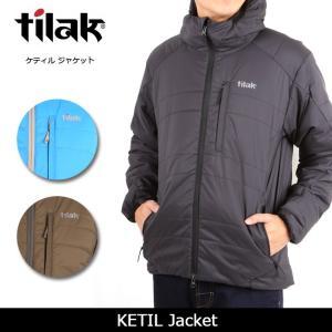 ティラック Tilak KETIL Jacket(ケティル ジャケット) 【服】 ジャケット アウトドア タウンユース|highball