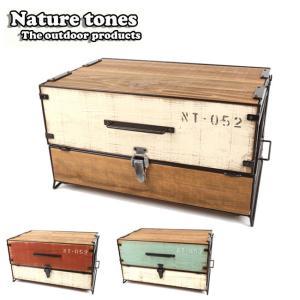 Nature Tones/ネイチャートーンズ  くるりんぱストレージボックス L 収納ボックス 【F...