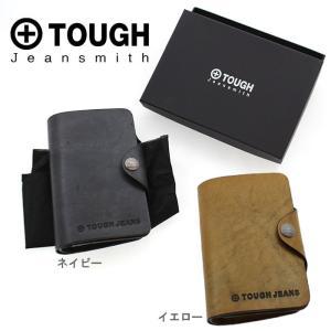 タフ TOUGH タフ 財布 タフ 二つ折り ショートウォレット TOUGH VINTAGE タフ 財布 ヴィンテージ  68774 タフ 財布 tough-004|highball
