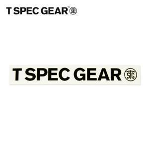 T SPEC GEAR ティースペックギア ステンシルステッカー ブラック T-S21003 【シール/カスタム/雑貨/アウトドア】【メール便・代引不可】 highball