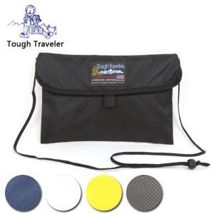 Tough Traveler タフトラベラー Flap Neck Pouch L TT-0025 【サコッシュ/ショルダーバッグ/ウォーキング/散歩】【メール便・代引不可】|highball