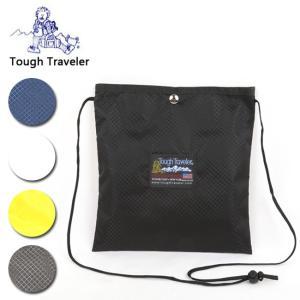 Tough Traveler タフトラベラー Large Open Pouch with Snap TT-0022 【サコッシュ/ショルダーバッグ/ウォーキング/散歩】【メール便・代引不可】|highball