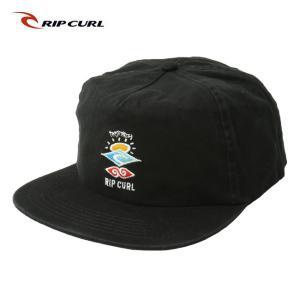 RIP CURL リップカール THE SEARCH ICON S/B CAP U02-916 【帽子/キャップ/アウトドア/日除け】|highball