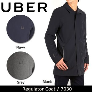 UBER ウーバー Regulator Coat 7030 日本正規品【服】コート ナイロン 防水性 保温性|highball