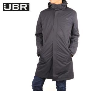 UBR ウーバー Black Storm Coat ll 7029 日本正規品  【アウトドア/コート/防水/UBER】|highball