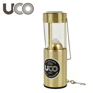 UCO ユーコ キャンドルランタン(ブラス)【ライト/アウトドア/キャンプ】 highball