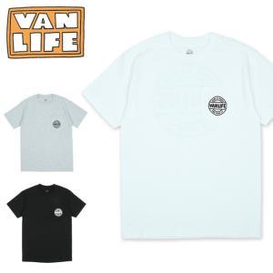 VAN LIFE バンライフ Pocket T-Shirts ポケットTシャツ VL-02-008 【トップス/カジュアル/アウトドア】【メール便・代引不可】|highball