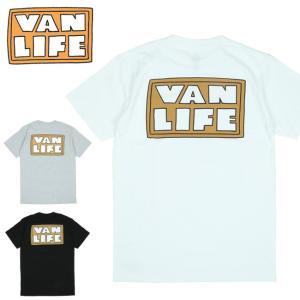 VAN LIFE バンライフ POCKET T-SHIRTS ポケットティーシャツ VL-02-006 【半袖/トップス/アウトドア/カジュアル】【メール便・代引不可】|highball
