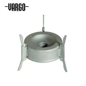 VARGO バーゴ チタニウムトライアドマルチフューエルストーブ  T-305 【アルコールストーブ/BBQ/アウトドア/キャンプ】|highball