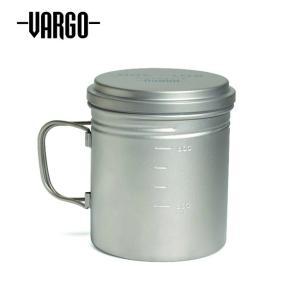 VARGO バーゴ チタニウムボット700 T-466 【ポット/ボトル/クッカー/アウトドア/キャンプ】|highball
