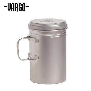 VARGO バーゴ チタニウムボットHD T-482 【ポット/ボトル/クッカー/アウトドア/キャンプ】|highball
