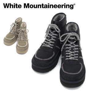 White Mountaineering ホワイトマウンテニアリング WM×UGG SNOW BOOTS Highland Sport スノーブーツ ハイランドスポーツ WM1973824|highball