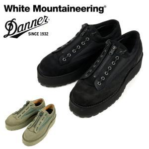 White Mountaineering ホワイトマウンテニアリング WM×DANNER Sneaker Wilamette Valley Zip WM2173805/D214125 【ダナー/コラボ/靴/ユニーカー/アウトドア】|highball