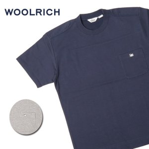 WOOL RICH ウールリッチ M STANDARD S/S TEE NOTEE1801 【アウトドア/Tシャツ】|highball